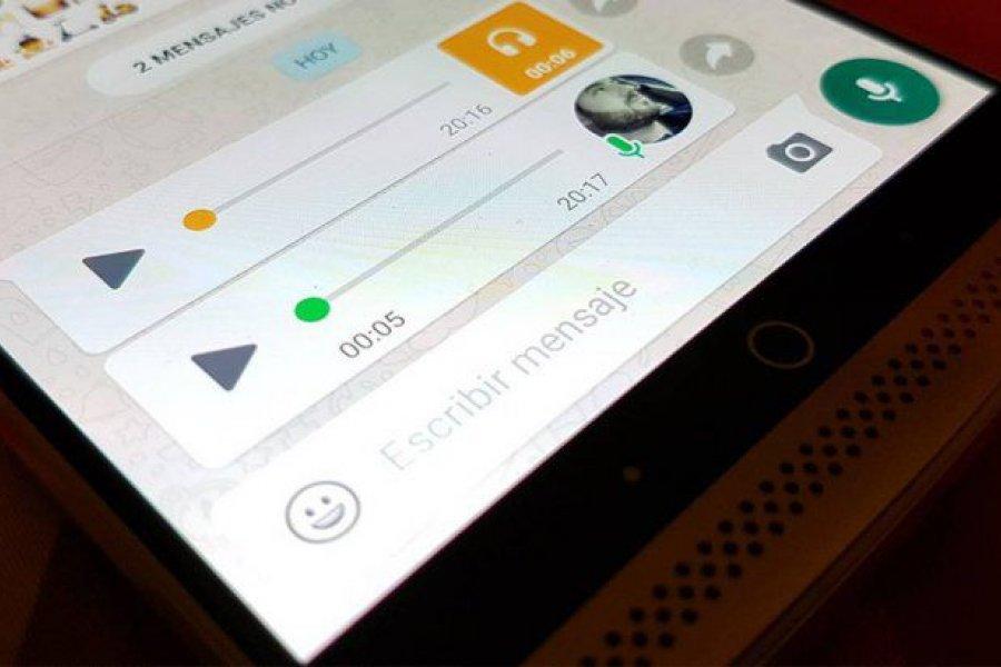 Ya se puede acelerar la velocidad de los mensajes en WhatsApp