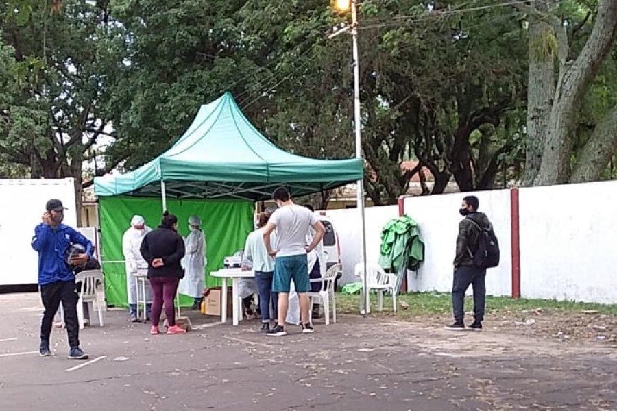 Con 583 positivos nuevos, Corrientes superó los 4.000 casos activos