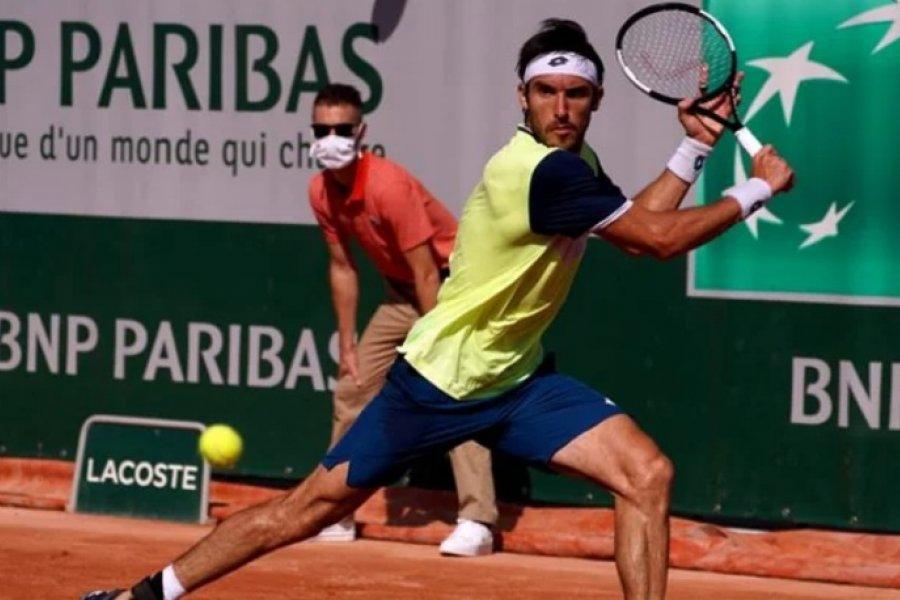 Leonardo Mayer se presenta en la clasificación de Roland Garros