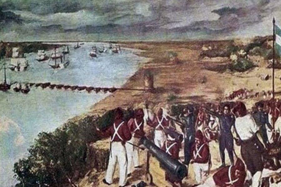 La vieja Guerra del Paraná y la Soberanía
