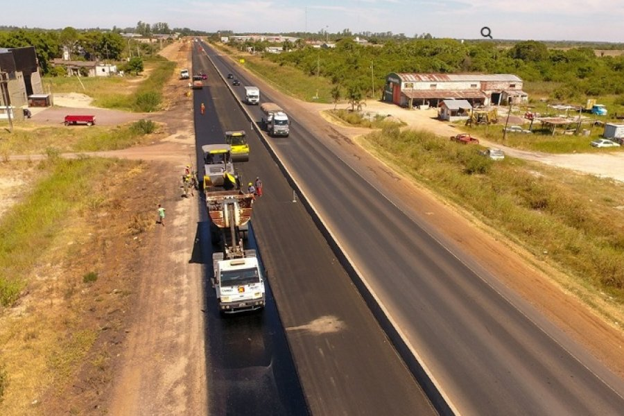 Autovía: Vialidad pide precaución a conductores en el tramo en construcción