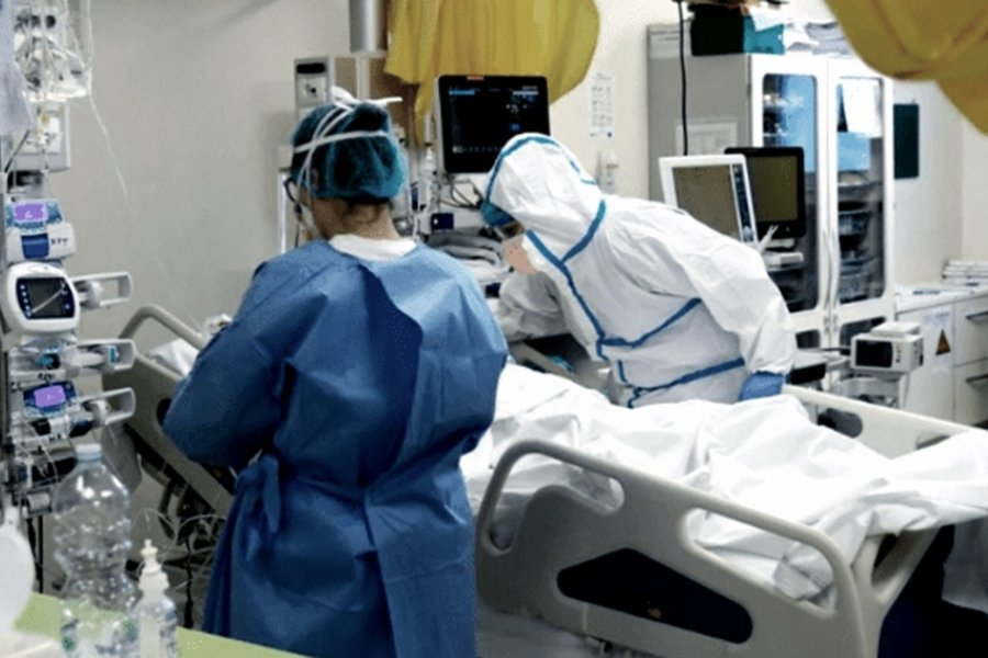 Hospitales de la mitad del país tienen una ocupación mayor al 90% en sus terapias