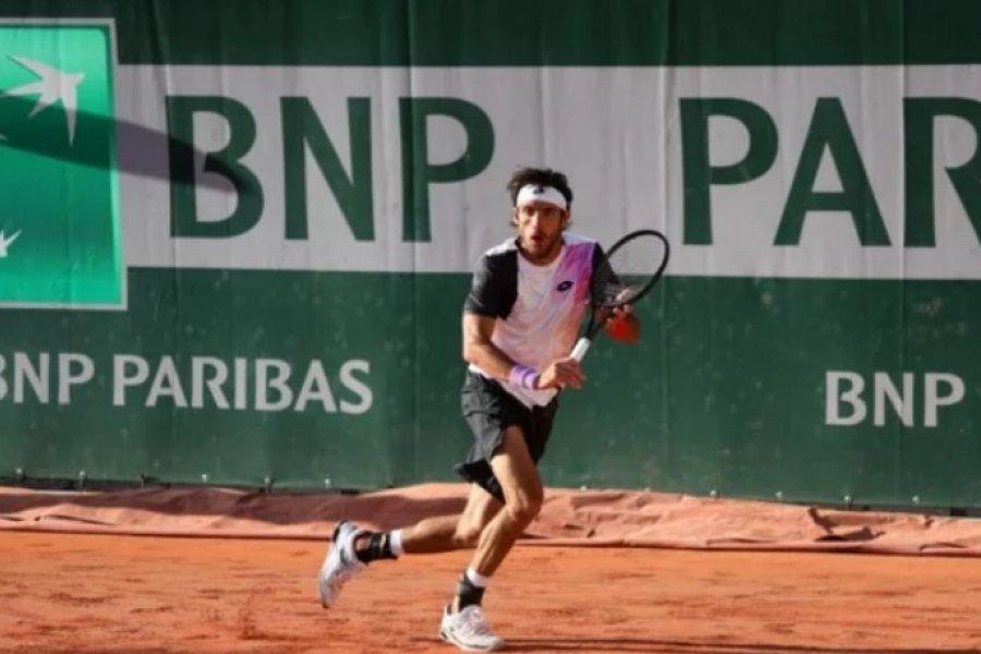 Mayer perdió en Roland Garros y su retiro está cada vez más cerca