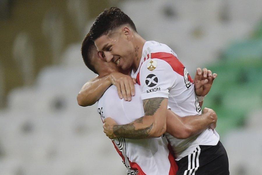 River busca los octavos de final ante Fluminense en el Monumental de Núñez