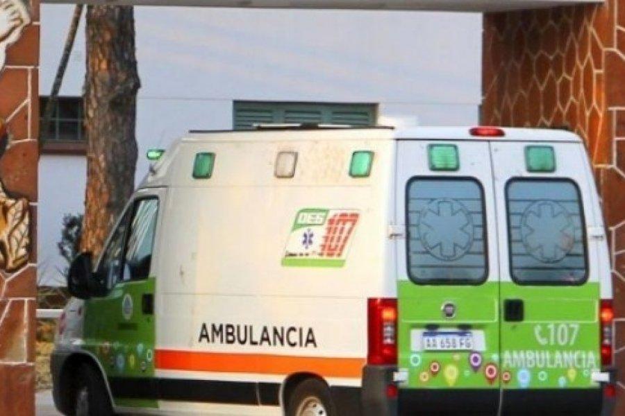 Corrientes: Crece el número de internados en terapia intensiva en el Hospital de Campaña