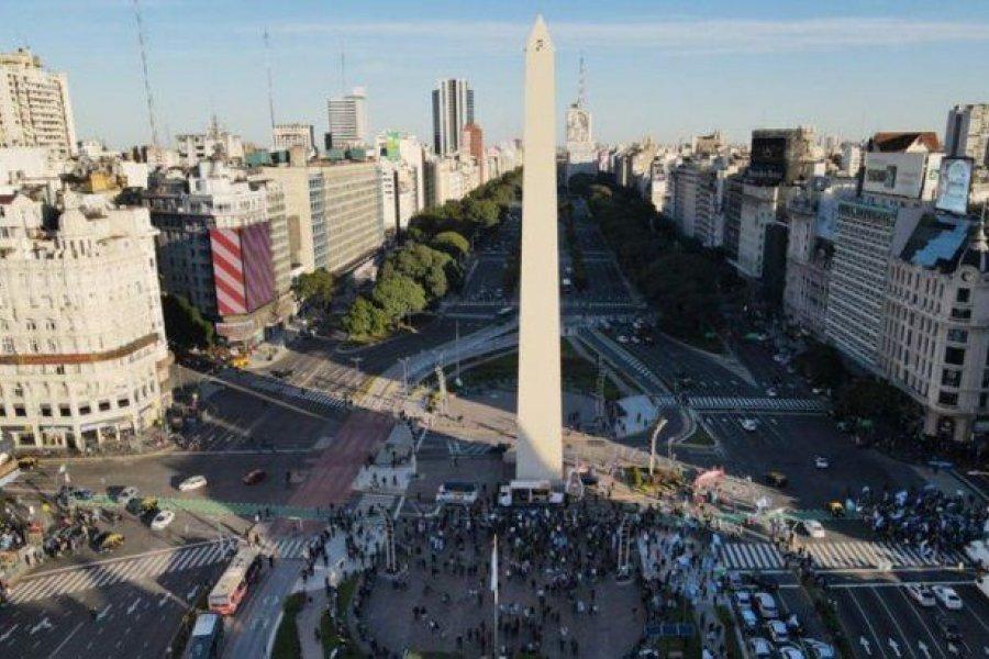 Protestas anticuarentena en todo el país culminan con incidentes en Rosario