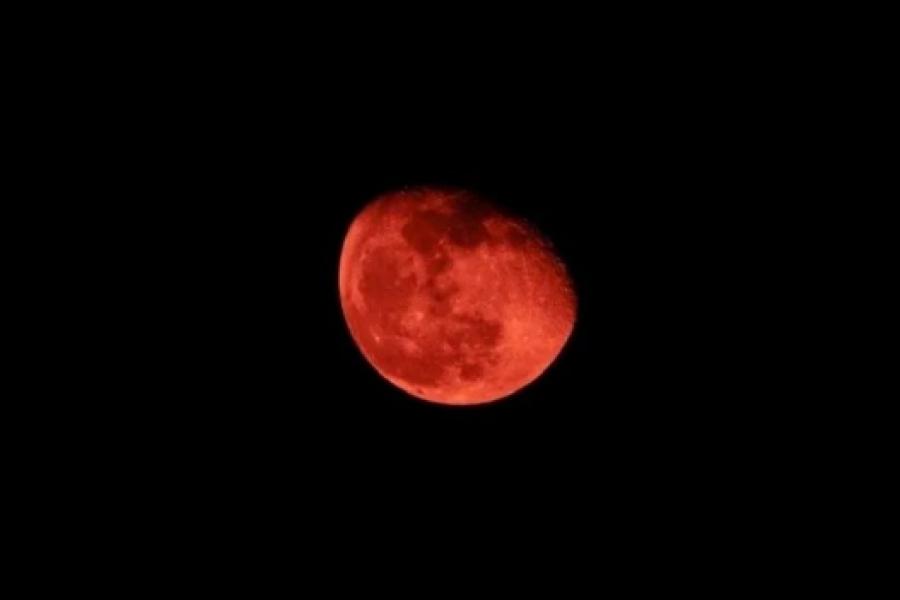 Eclipse 26 de mayo 2021: Luna de Sangre