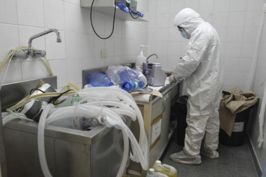 OMS: La variante india del coronavirus fue detectada en al menos 53 territorios