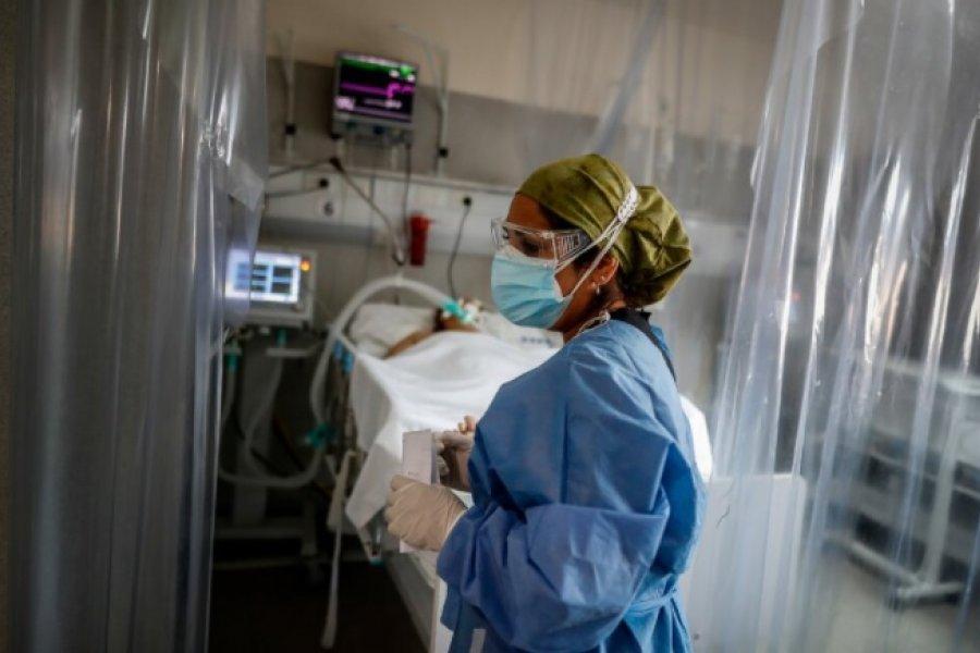 465 muertes y 20.363 nuevos casos de Coronavirus en Argentina