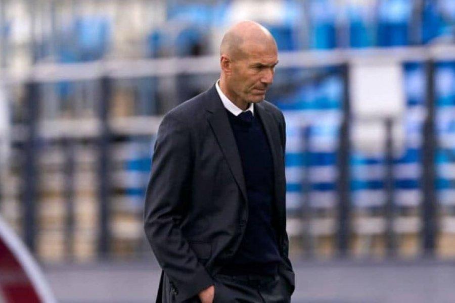 Zidane dejó de ser el entrenador del Real Madrid