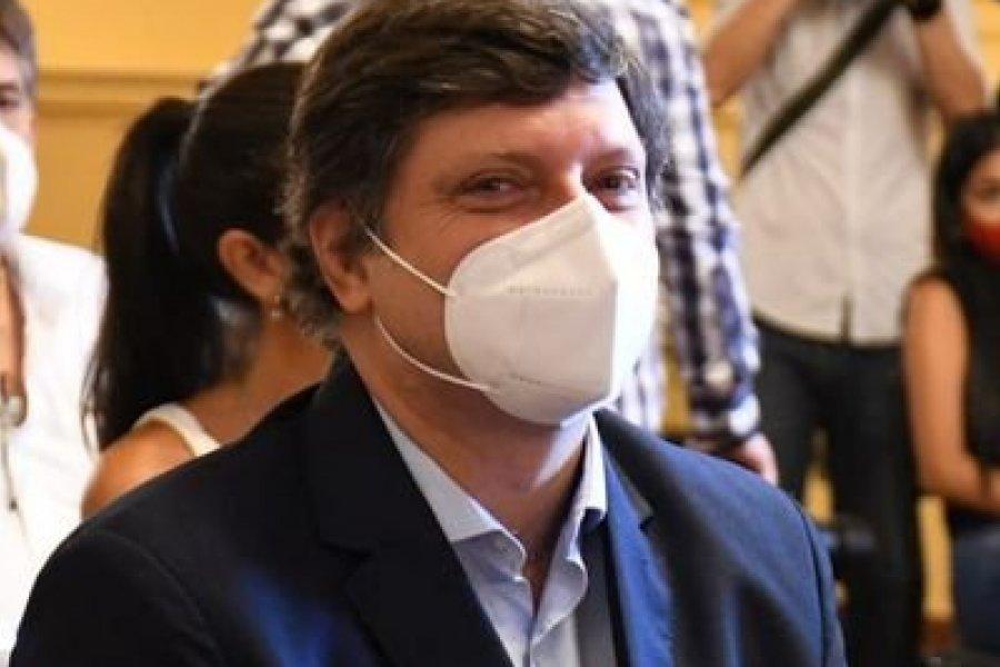 Otro Ministro de Corrientes se contagio de Coronavirus