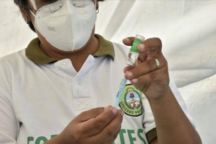Corrientes acumulará 346.005 vacunas anticovid-19