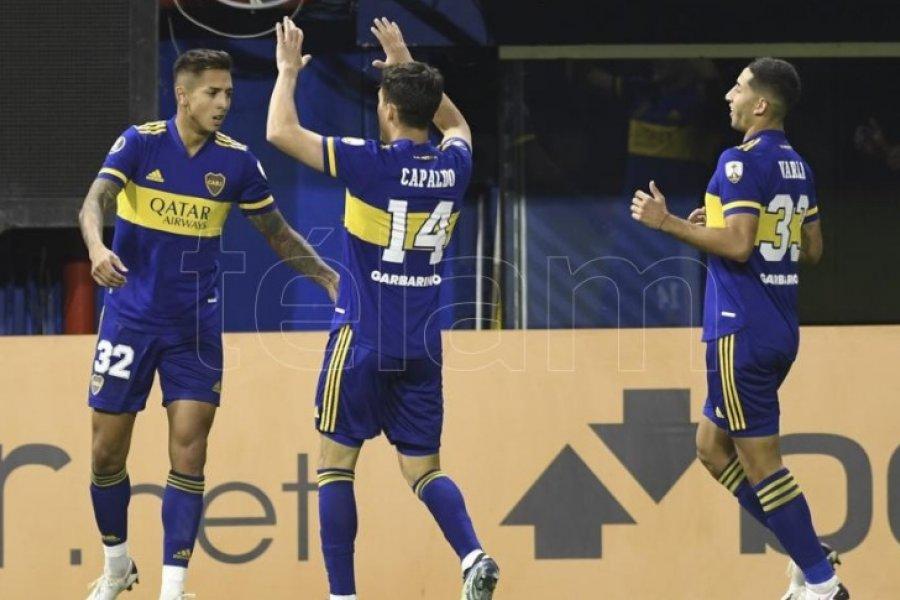 Boca se clasificó como segundo para octavos de final pese a golear a The Strongest