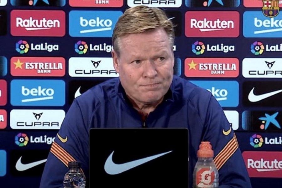 En Barcelona apuntan a Pep Guardiola como entrenador en reemplazo de Koeman
