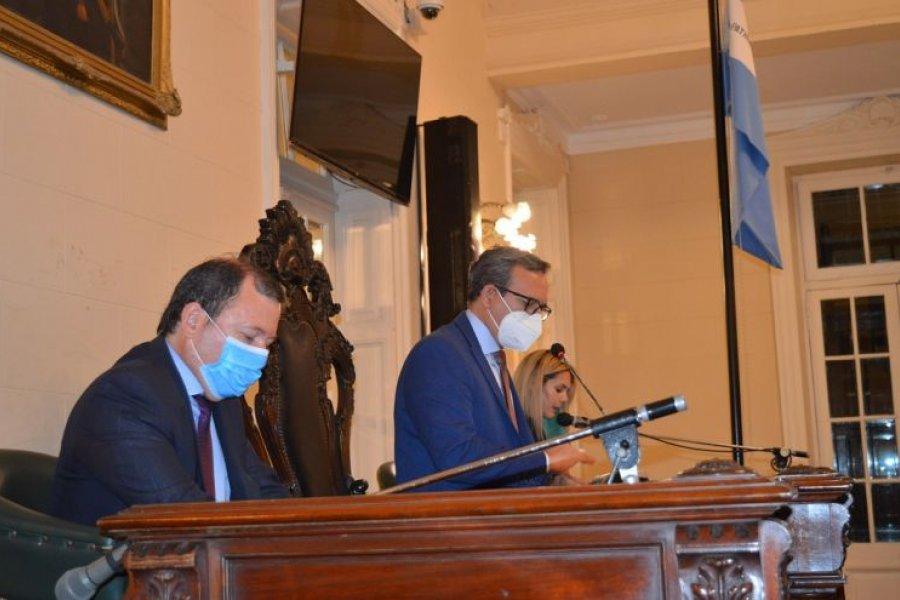 Sesión especial para convocar a elecciones municipales