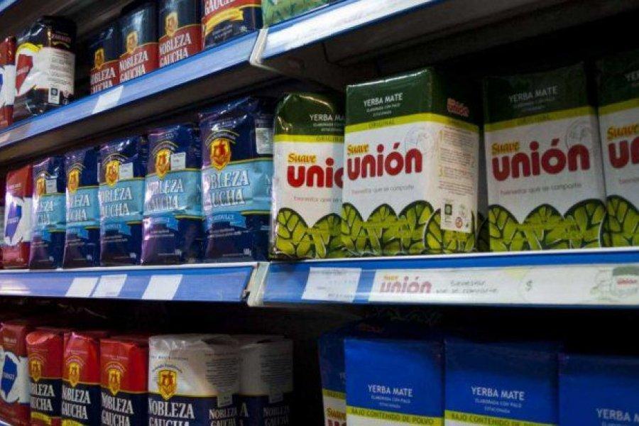 El consumo de yerba mate aumentó casi un 10% en los primeros cuatro meses del año