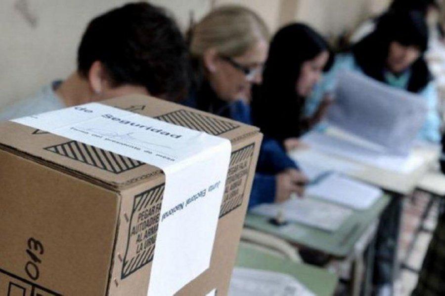 Elecciones 2021: cómo será el protocolo sanitario para asistir a las urnas