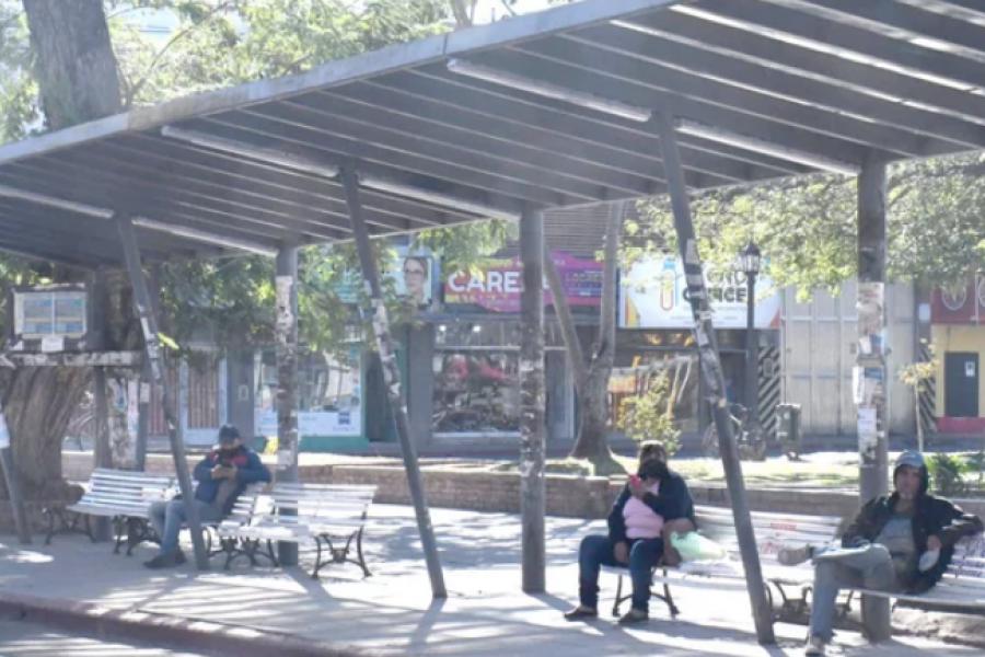 Conflicto: Corrientes con otra jornada sin colectivos