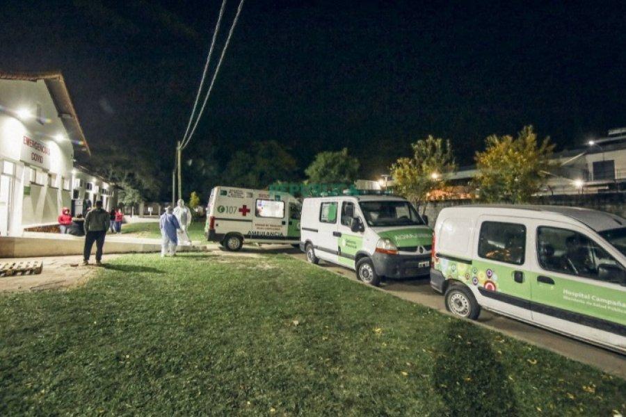 La variante de Manaos exhibe su rostro: Mayor contagiosidad y aumento de internados en Corrientes