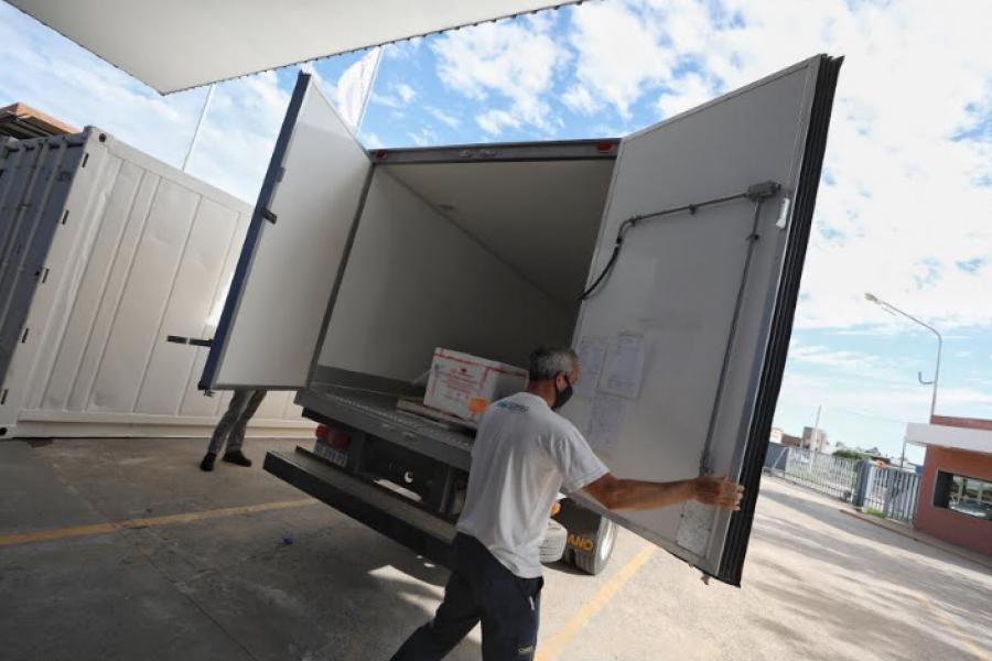 Corrientes ya superó las 300 mil dosis anticovid para su población objetivo