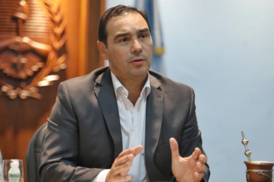 Norte Grande: Valdés planteó a la Nación por la energía y la carne de Corrientes