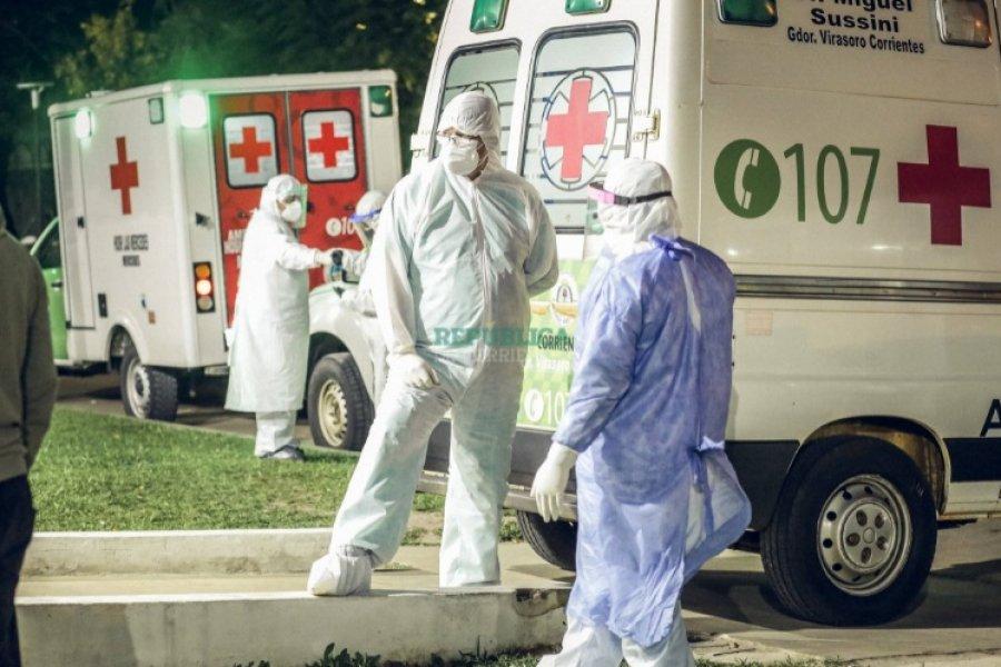 Otro día con triste récord de fallecidos: Corrientes registró 8 víctimas más por Coronavirus