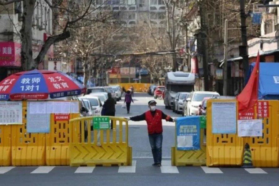 China confinó un barrio entero por un rebrote de coronavirus y ordenó tests casa por casa