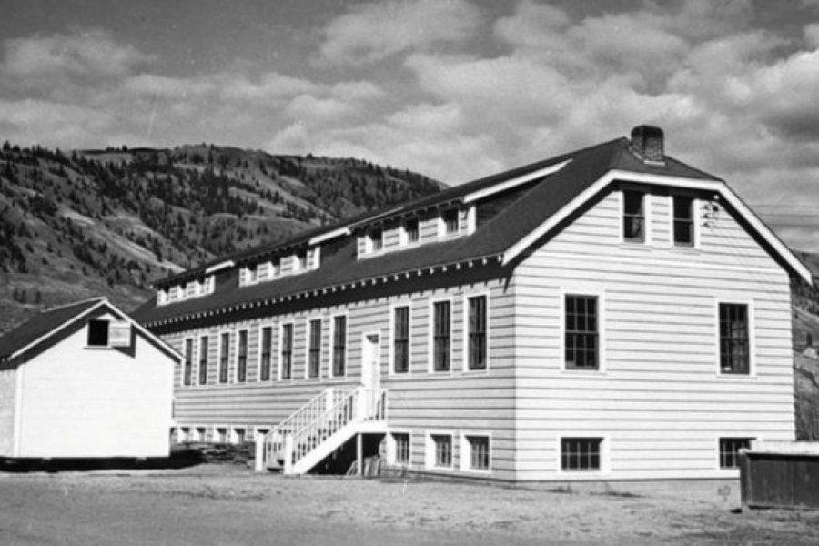 Macabro hallazgo en una escuela abandonada desde 1878 en Canadá