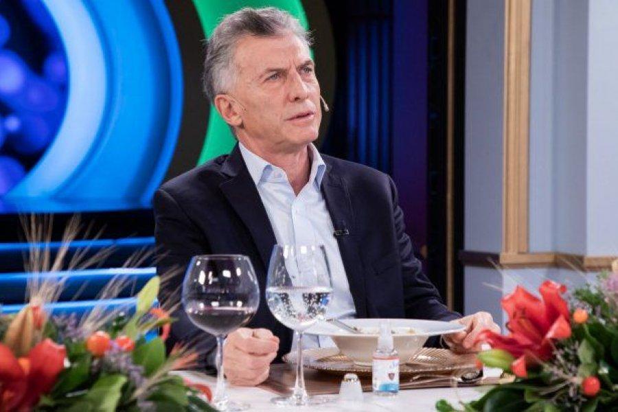 """Macri: """"Fui más feliz como presidente de Boca que de Argentina"""""""