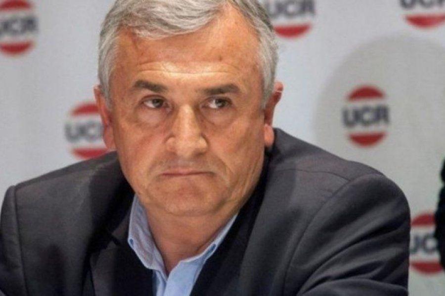 """Gerardo Morales: """"Gobernar la Capital no es el mejor crédito para llegar a la Presidencia"""""""