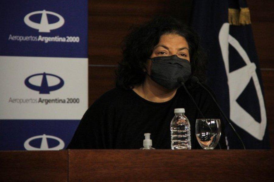 Vizzotti confirmó que se trabaja en nuevo acuerdo para envío de dosis de Sinopharm