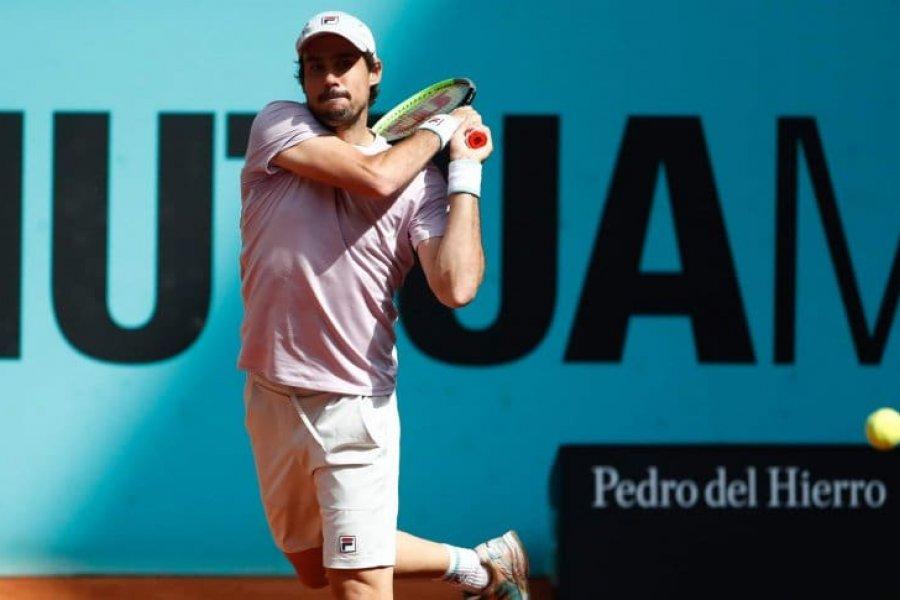 Guido Pella le ganó a Daniel Galán y Juan Ignacio Lóndero quedó eliminado