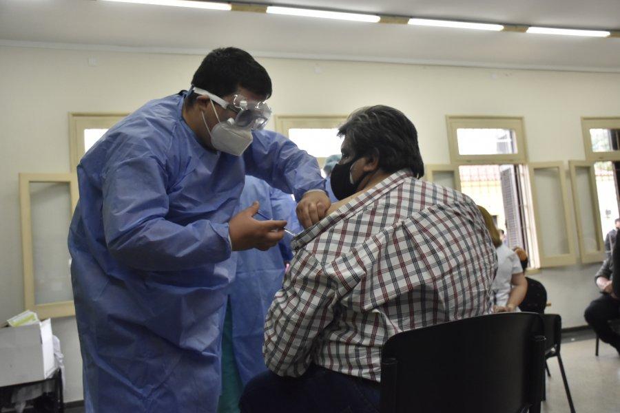 Corrientes ya vacunó a 9.132 personas con obesidad