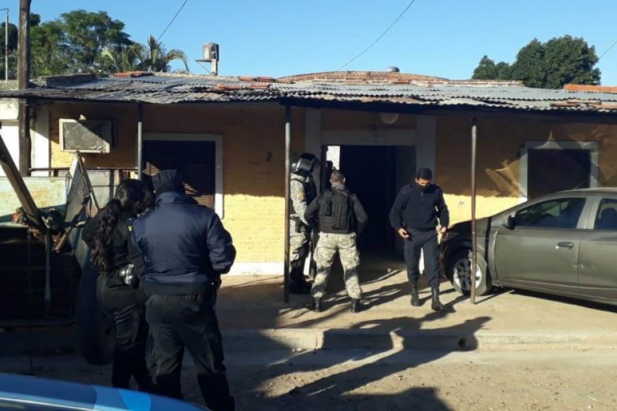 Motochorro y un carrero detenidos por dos arrebatos con violencia