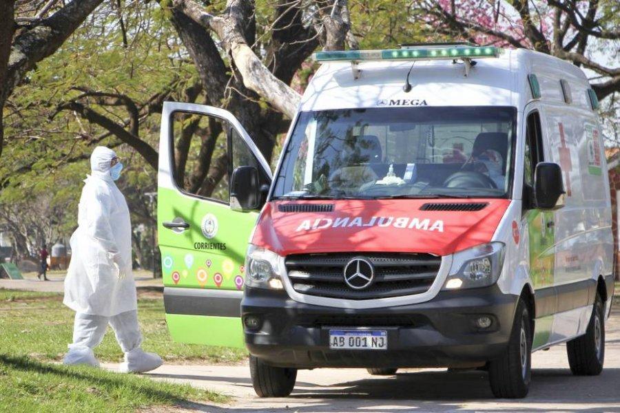 Covid: Fallecieron 4 pacientes más en el Hospital de Campaña