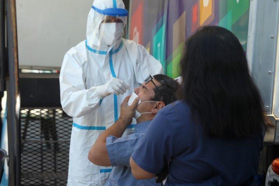 Corrientes: Detectaron 327 casos nuevos de Coronavirus