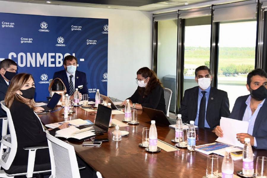 El Consejo de la Conmebol se reúne para decidir el futuro de la Copa América