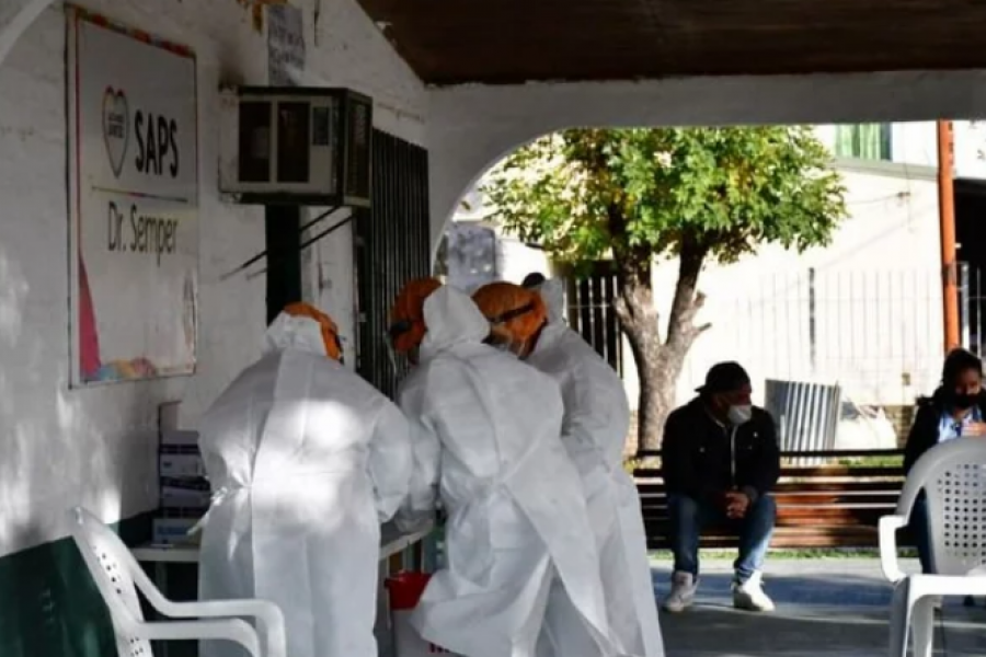 Reporte nacional: Corrientes sumó más de 1.300 nuevos casos de COVID-19