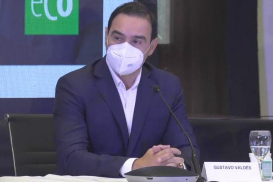 Corrientes: Valdés aceptó la candidatura a Gobernador