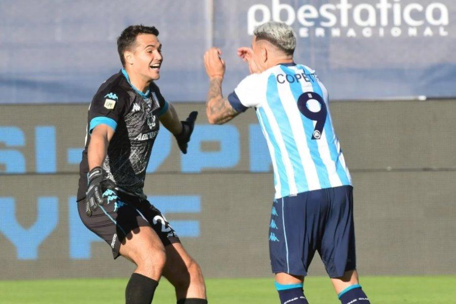 Racing venció a Boca por penales y clasificó a la final de la Copa