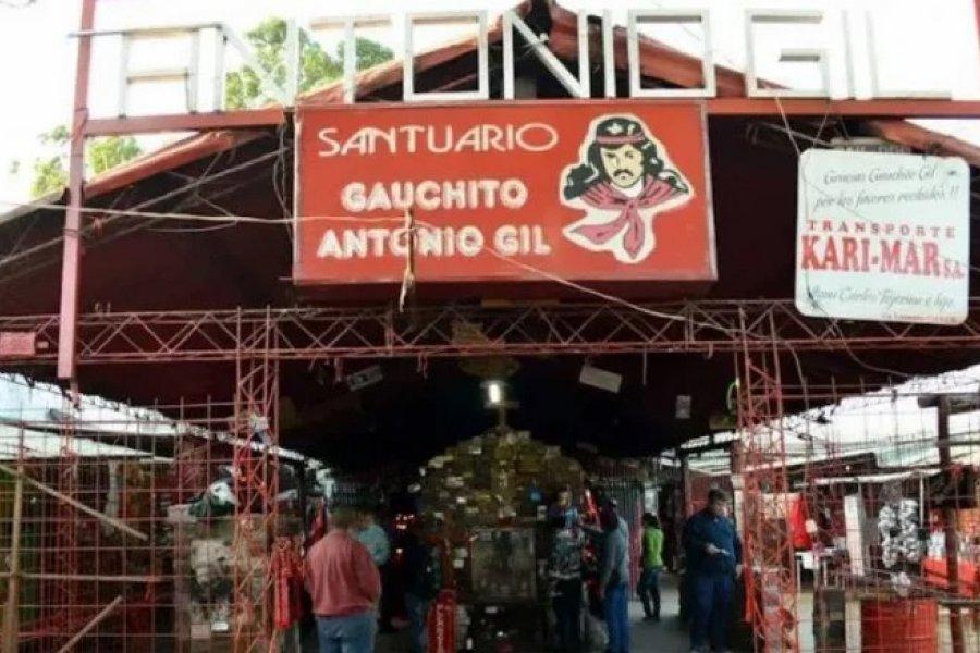 Decomisaron un hospedaje del predio del Gauchito Gil en Corrientes