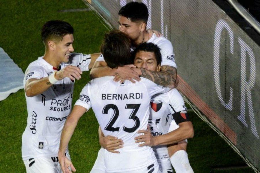 Copa Liga Profesional: Colón pasó a la final tras vencer a Independiente