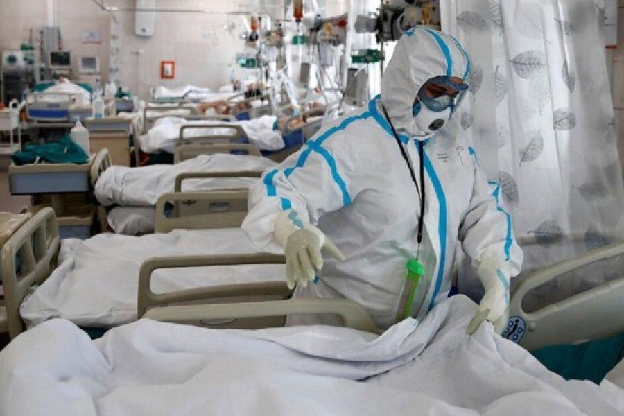 Casi el 85% de los pacientes en terapia intensiva no fue vacunado