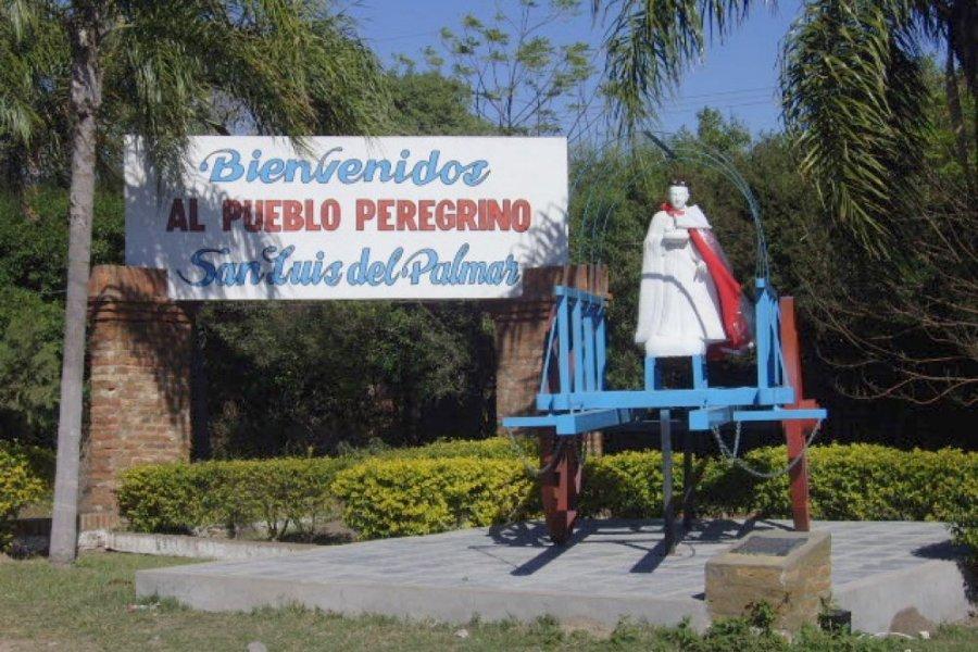 San Luis del Palmar conmemoró su aniversario Nº 215