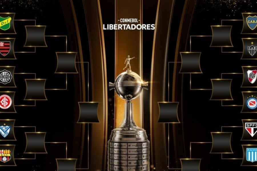 Copa Libertadores 2021: así quedaron los cruces de octavos de final