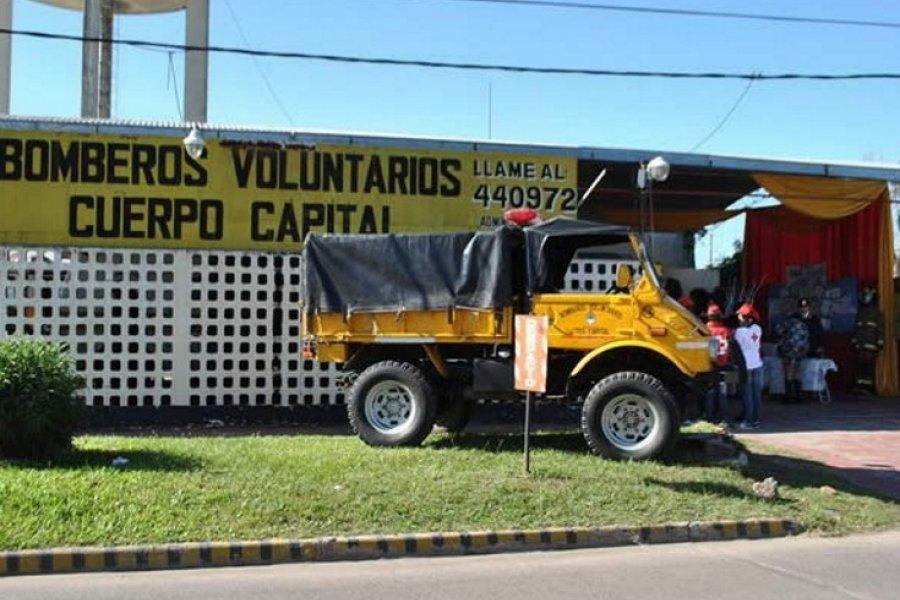 2 de junio: Día Nacional del Bombero Voluntario