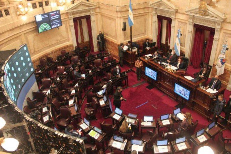 El Senado Nacional aprobó postergar las elecciones por la pandemia