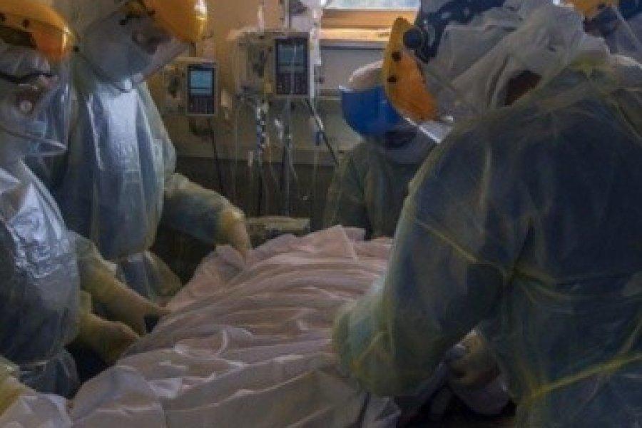 """Brasil: Primer caso de """"hongo negro"""" en un paciente con Covid"""