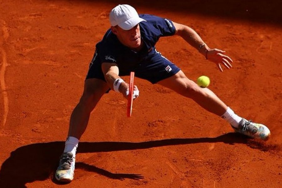 El Peque Schwartzman se instala en la tercera ronda de Roland Garros
