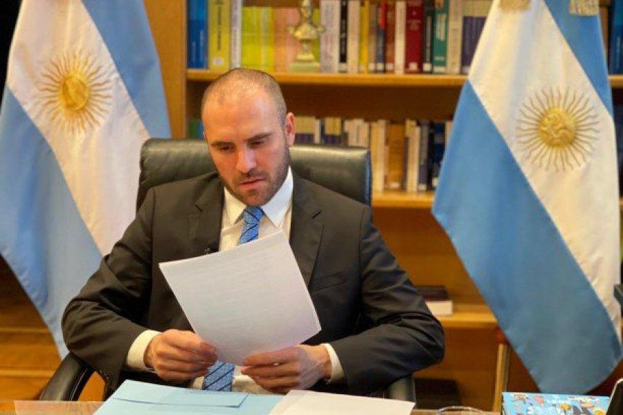 """Martín Guzmán: """"Necesitamos construir un multilateralismo más ágil que ofrezca soluciones"""""""
